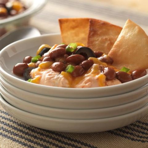 Bush's Best Chili Cheese Dip
