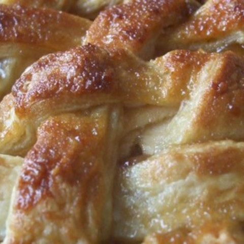 Butter Flaky Pie Crust Recipe