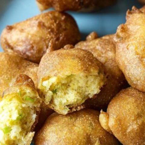 Buttermilk Hush Puppies Recipe