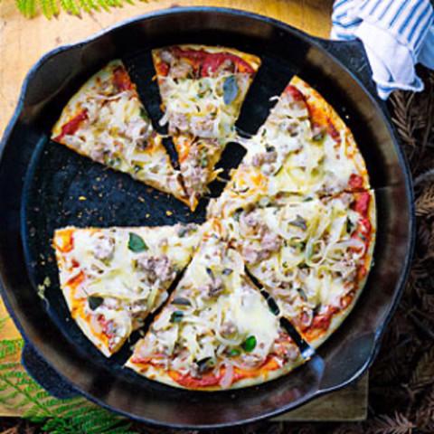 Camp Pizza