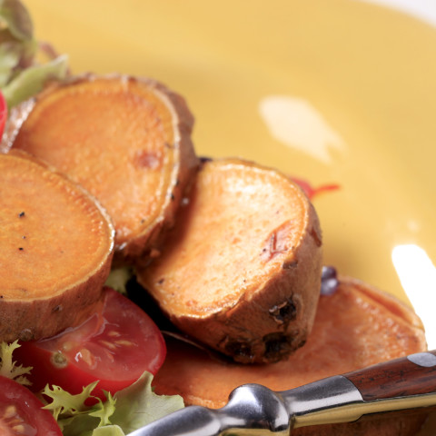 Candied Yams, Heart Healthy