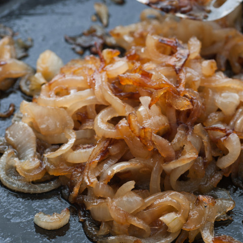 Caramelized Onions-Easy!