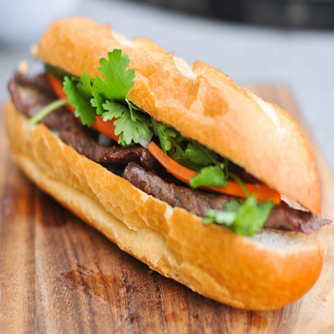 "Carey's ""best Baguette"" Vietnamese Sandwiches"