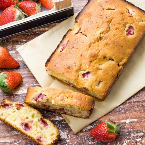 Carolina Strawberry Bread