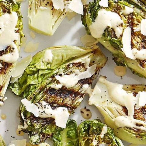 Charred Gem Lettuce