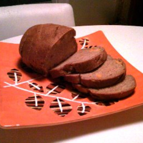 Cheese and Beer Wheat Bread