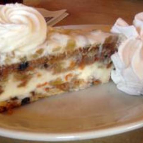 Cheesecake Factory S Carrot Cake Cheesecake