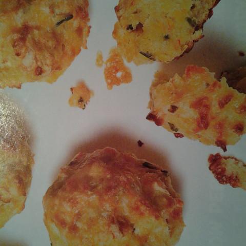 Cheesy Corn Puffs