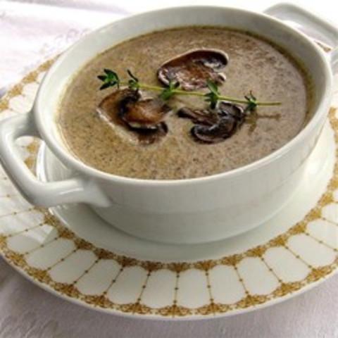Chef John's Creamy Mushroom Soup