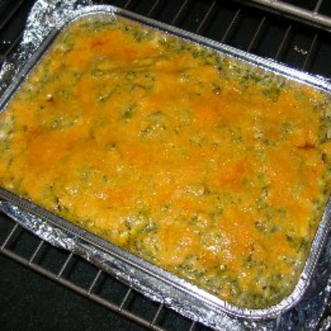 recipe: chicken broccoli cheese rice casserole velveeta [33]
