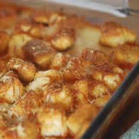 Chicken Crouton Bake
