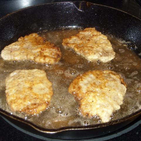 Chicken Fried Venison Steak