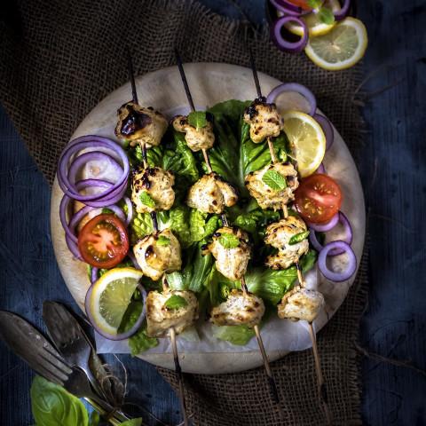 Chicken malai Boti, Malai boti | Malai chicken kebab