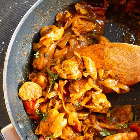 Chicken Pathia Curry Recipe