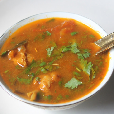 Chicken Rasam Recipe