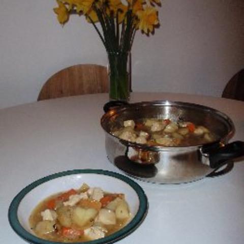 Chicken Stew Provencal