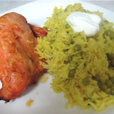 Chicken Tandoori (Indian Grilled Chicken)