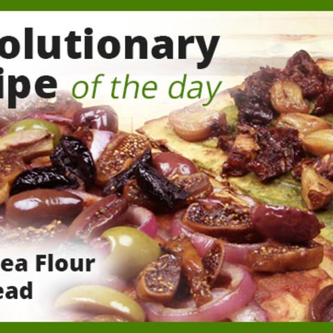 Chickpea Flour Flatbread