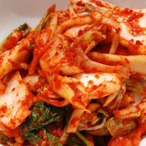 Chili Pickled Cabbage - Kim Chee