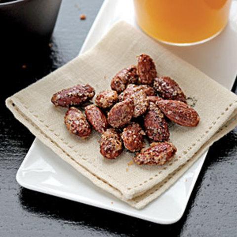 Chili-Spiced Almonds