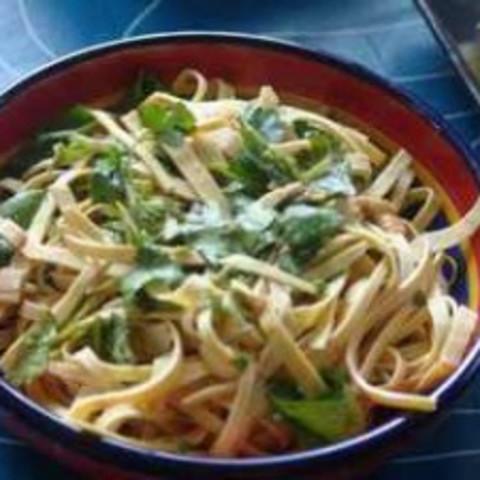 Chinese dried bean curd salad (liang cai)