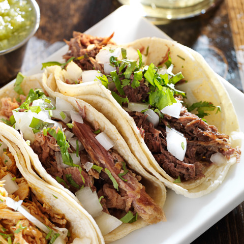 Chipotle Mexican Grill Barbacoa
