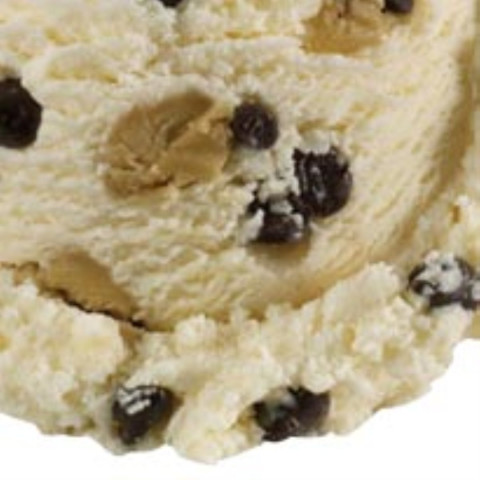 Chocolate Chip Cookie Dough Ice Cream