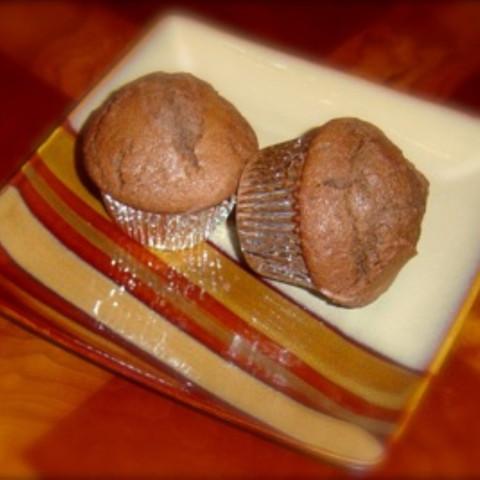 Chocolate Ginger Muffin