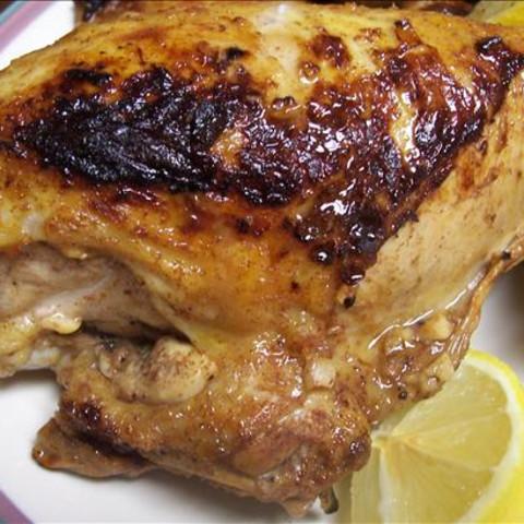 Cinnamon Chicken
