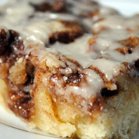 Recipe For Cinnabon Cinnamon Roll Cake