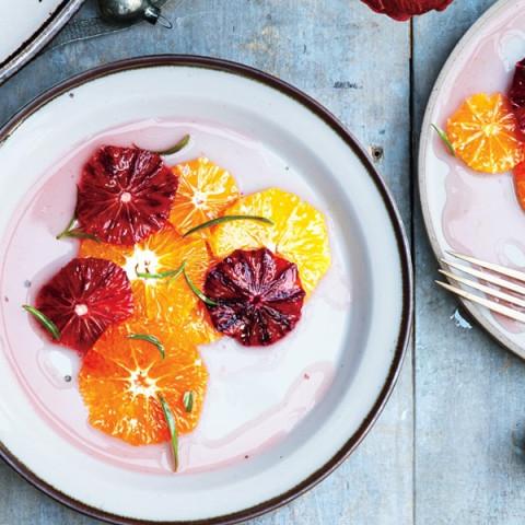 Citrus Salad with Tarragon