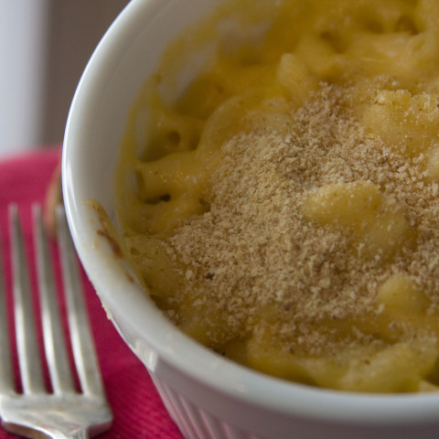 Classic Baked Macaroni & Cheese