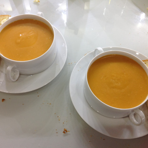 Classic Fish Soup (Induction Kenwood)