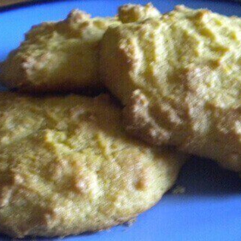 Coconut Flour Biscuits Recipe