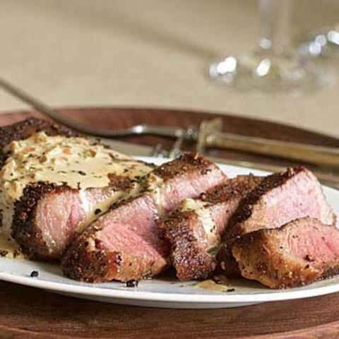 Cognac Sauce for Steak