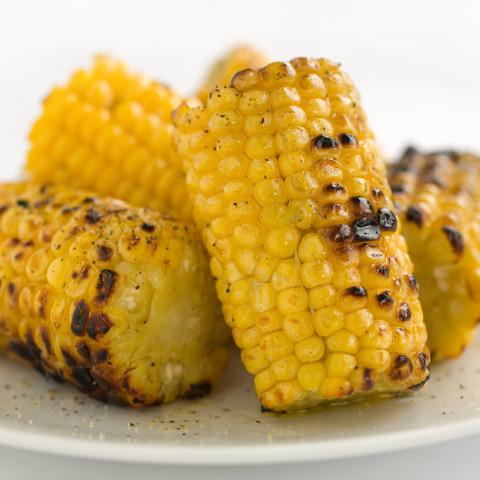 Corn On The Cob On The Bbq