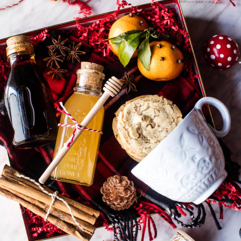 Coziest Homemade Hot Toddy Kit