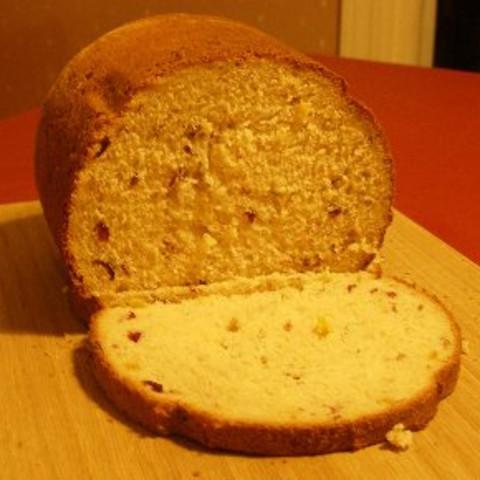 Cranberry Apricot Almond Bread /machine