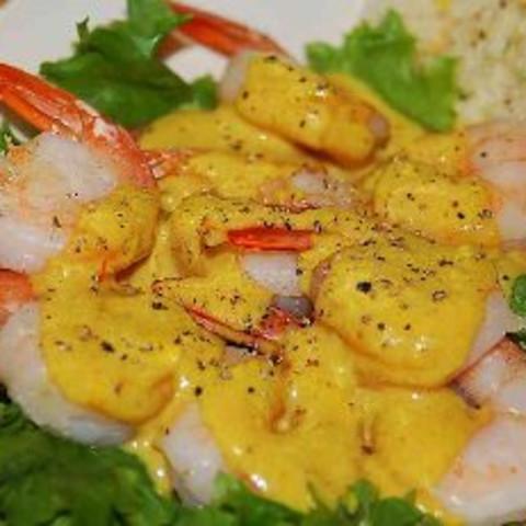 Cream Curry Sauce (Susu Curry)
