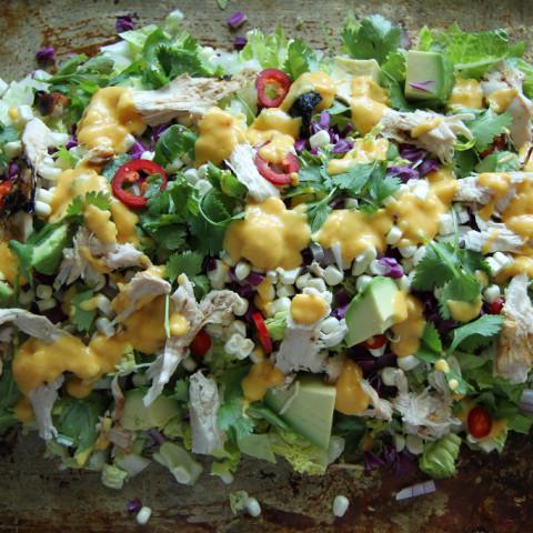 Creamy Chop-Chop Salad