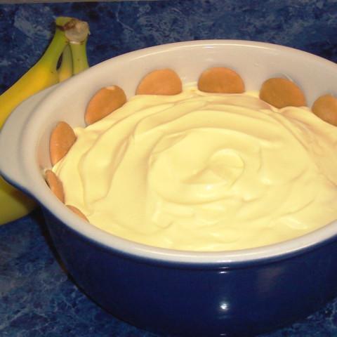 Creamy Dreamy Banana Pudding