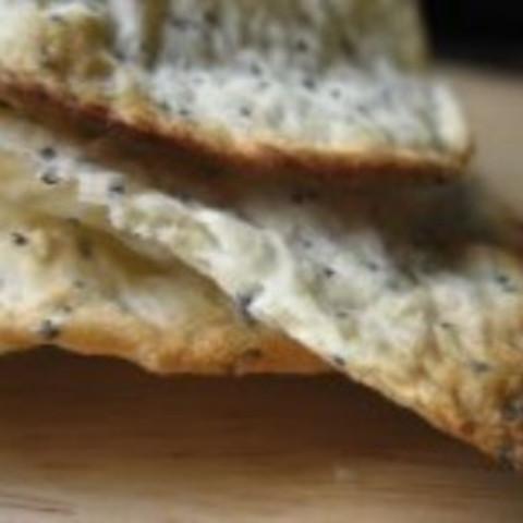 Crisp Seeded Mega-Crackers