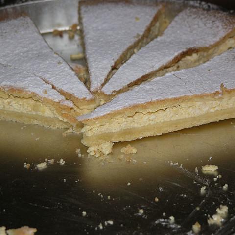 Croatian cheese pie
