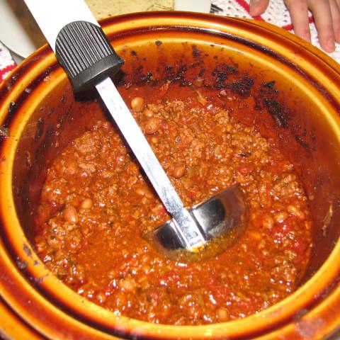 Ione's Slow Cooker Chili Con Carne