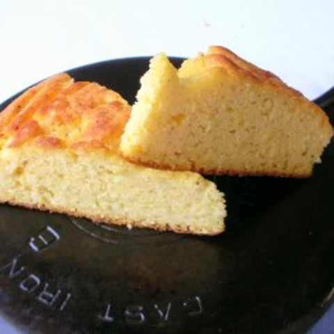 Crusty Skillet Corn Bread