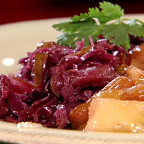 Dad's Red Cabbage