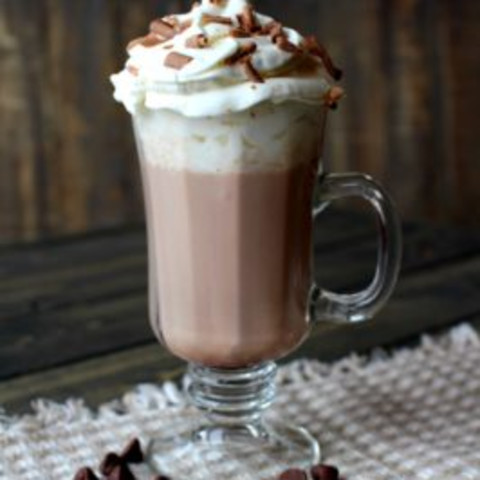 Dangerously Rich and Creamy Hot Chocolate!