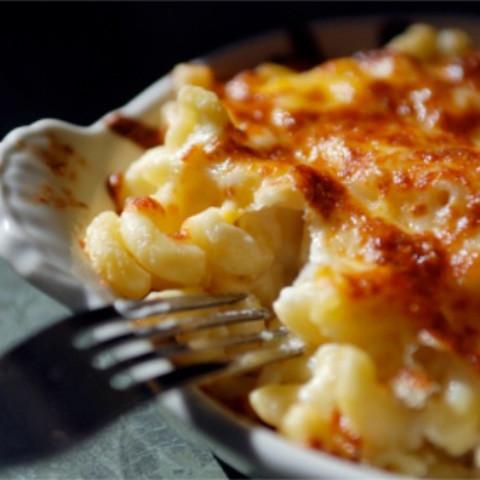 Dan's Mac and Cheese Supreme