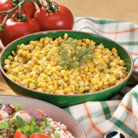 Dilly Corn Recipe