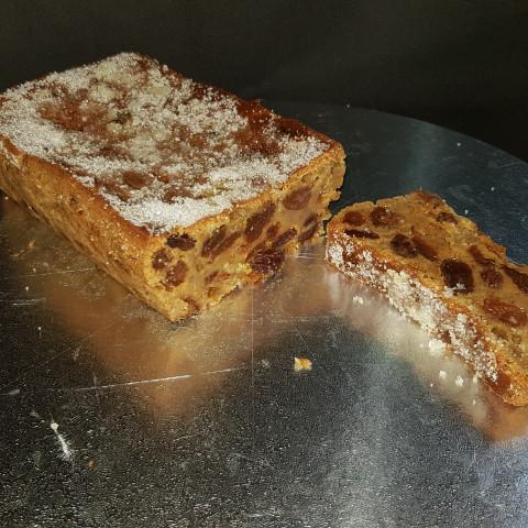 DofE5 Bread Pudding